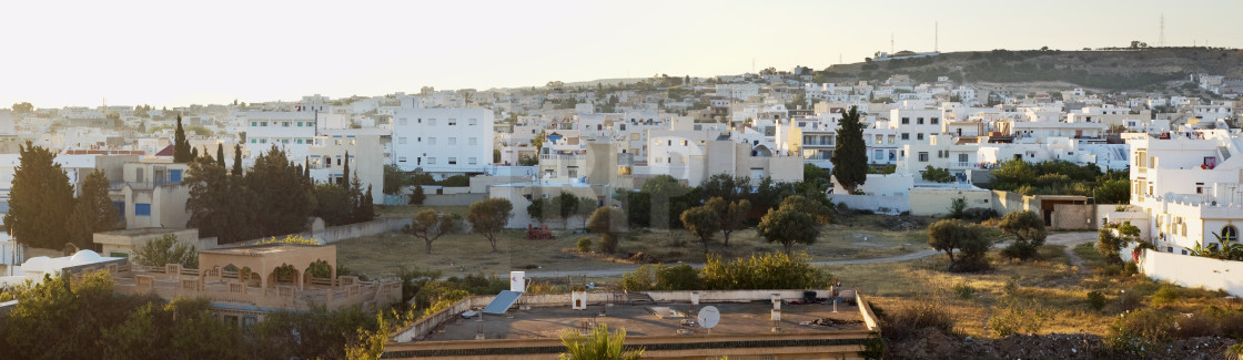 """Hammamet, Tunisia"" stock image"