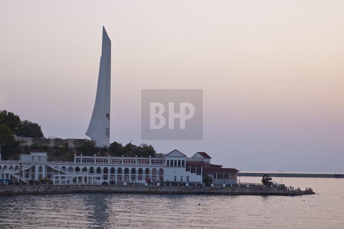 """Sevastopol, Crimea, Ukraine"" stock image"