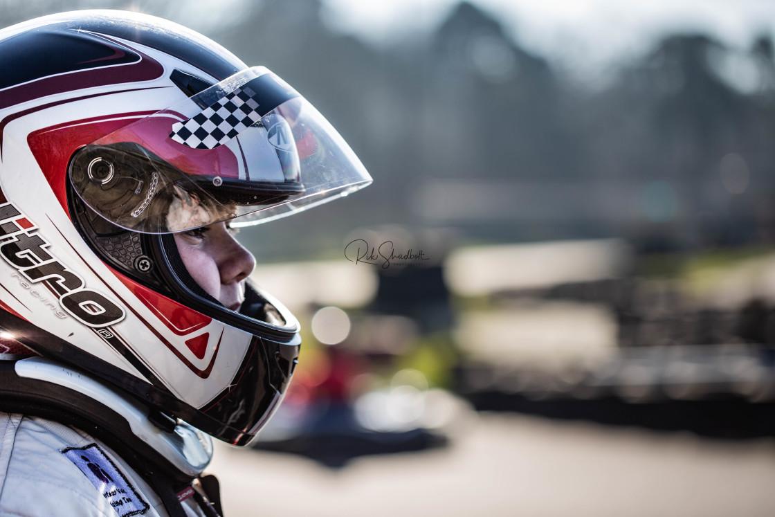 """Racing view"" stock image"