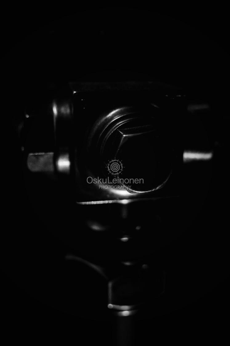 """Monochrome VI (Gadget)"" stock image"