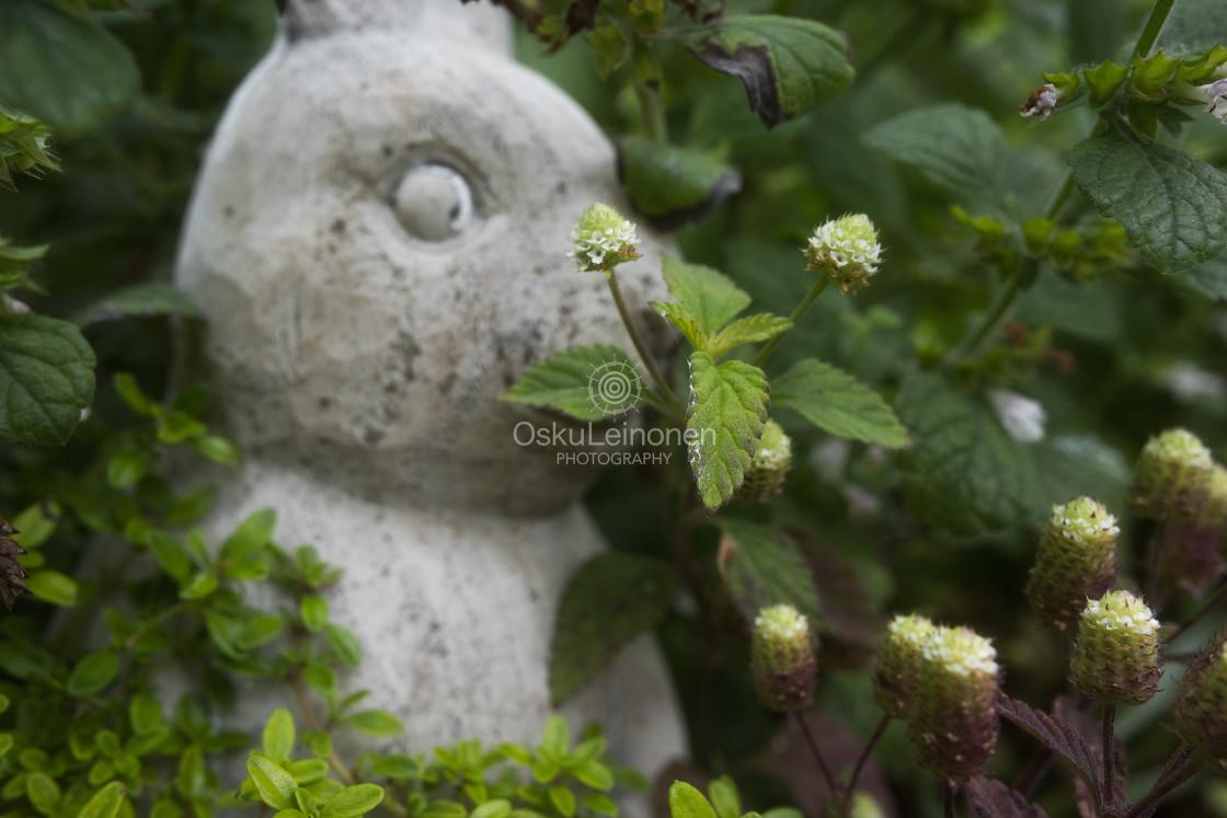 """Concrete Bunny V (Secret)"" stock image"