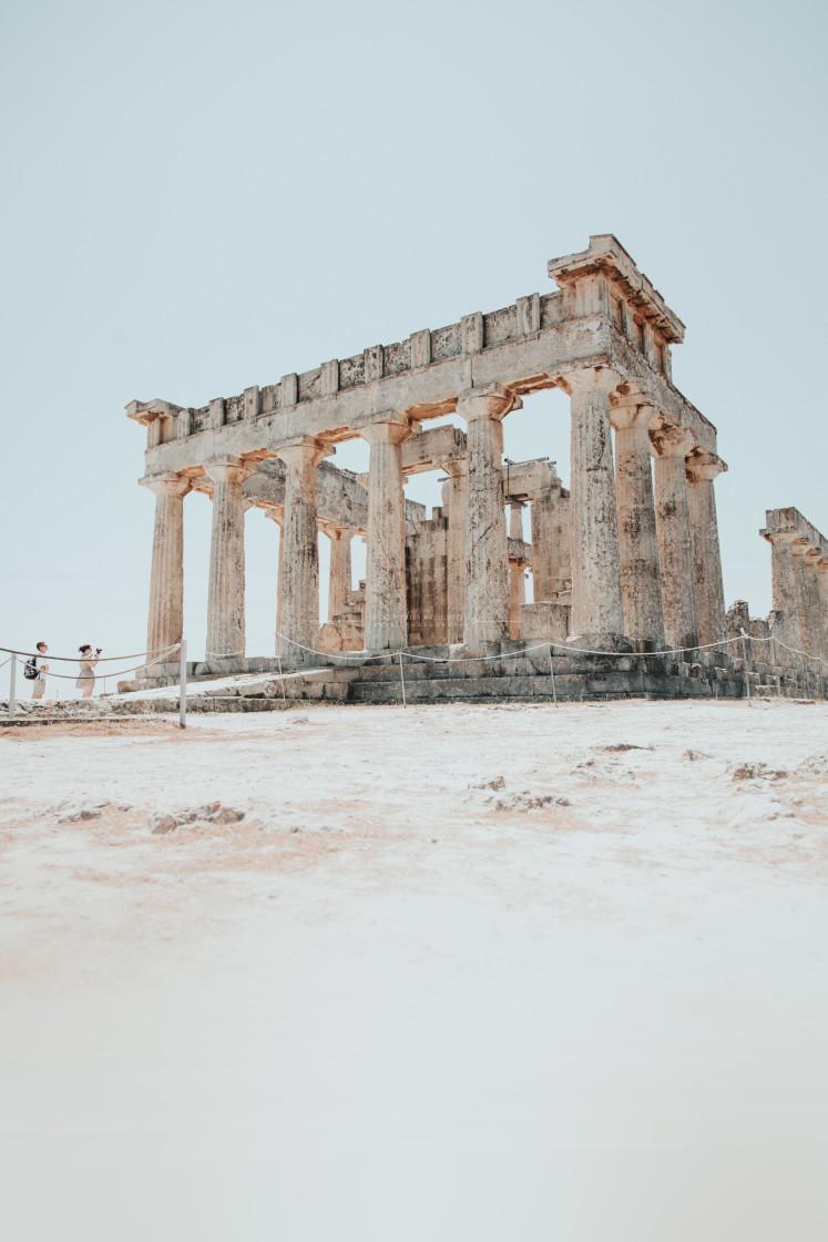 """Aegean, Greece"" stock image"