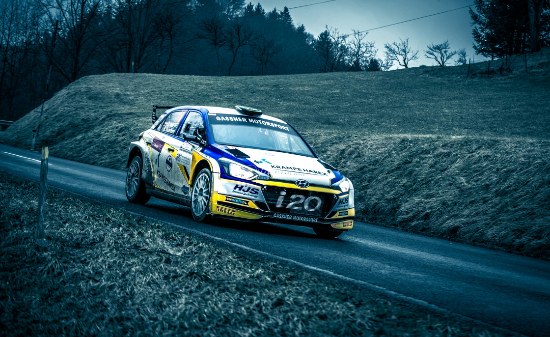 """Rally Car 4"" stock image"