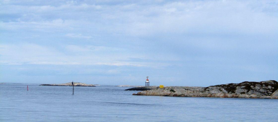 """Froya coast, Norway"" stock image"