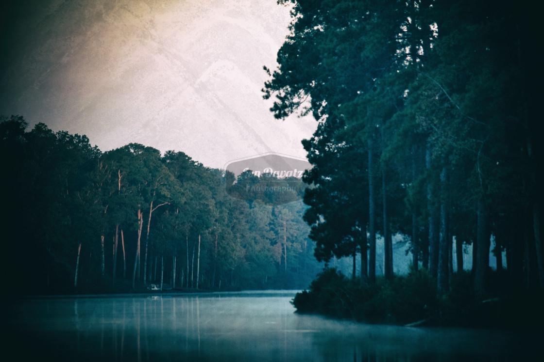 """Lake Kedron"" stock image"