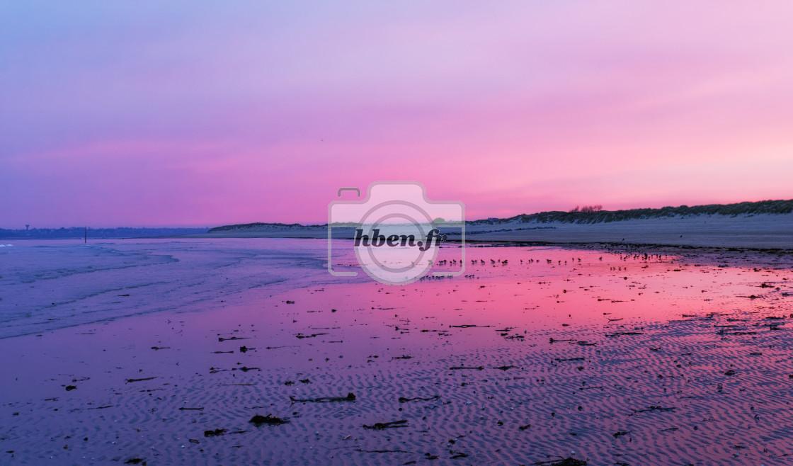 """Cotentin colors 2"" stock image"