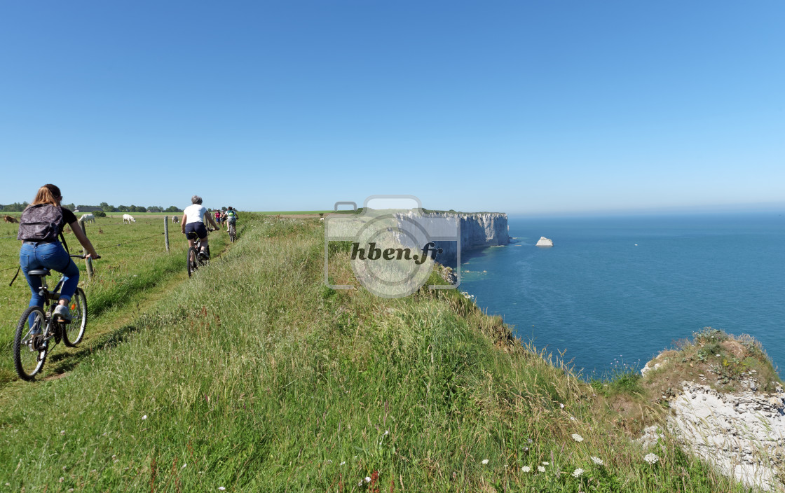 """Coastal path"" stock image"