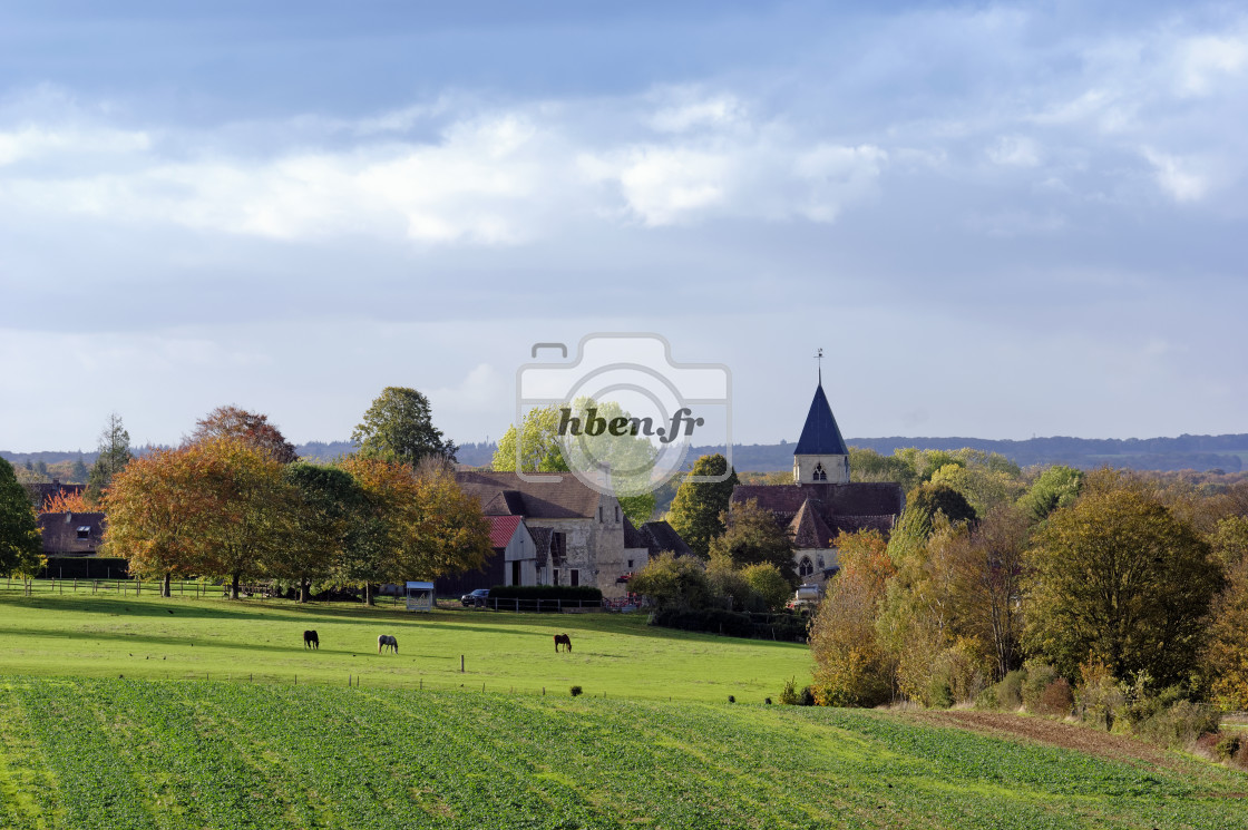 """""""Countryside"""" stock image"""