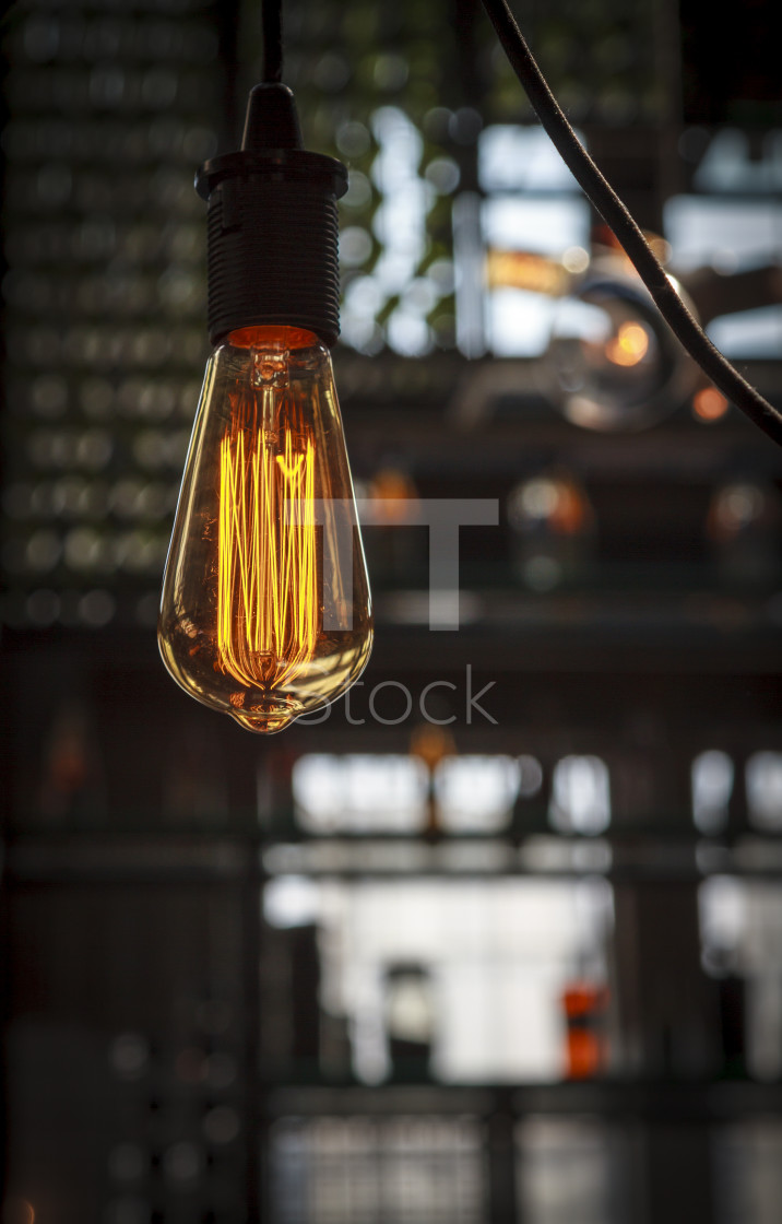 """Dark lighting"" stock image"