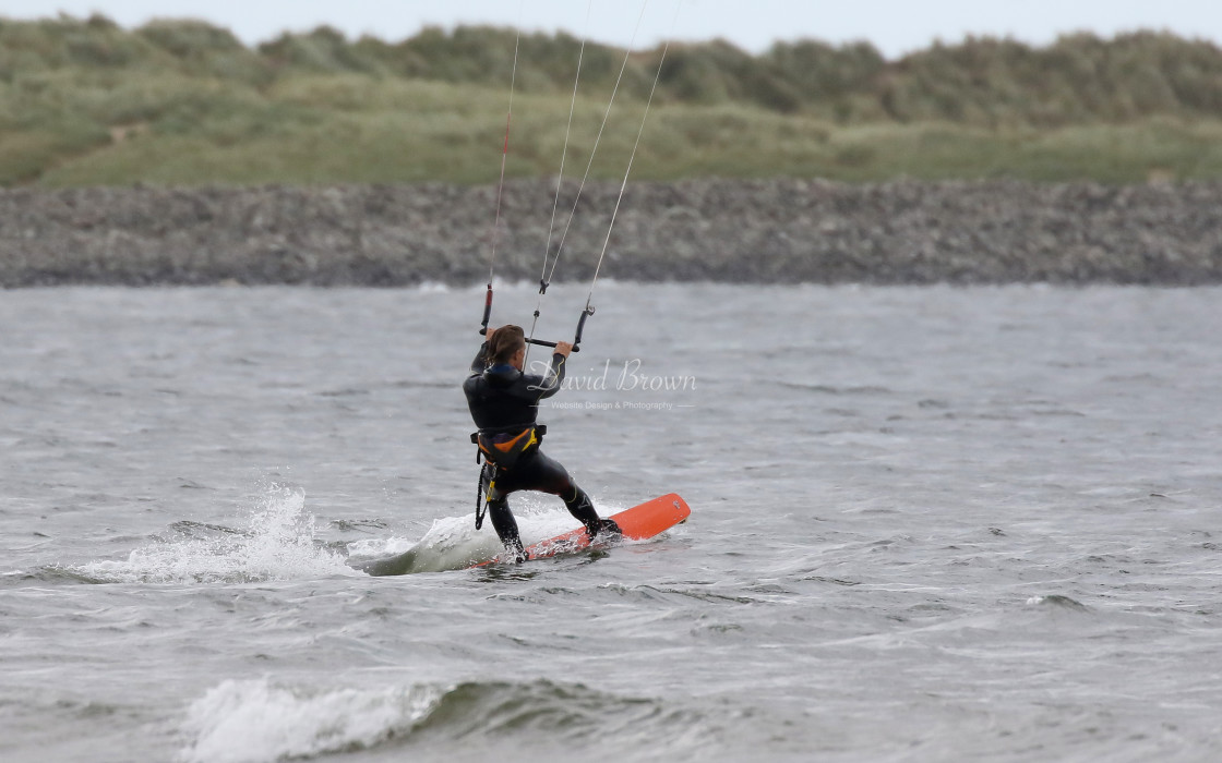 """Wind Surfer"" stock image"