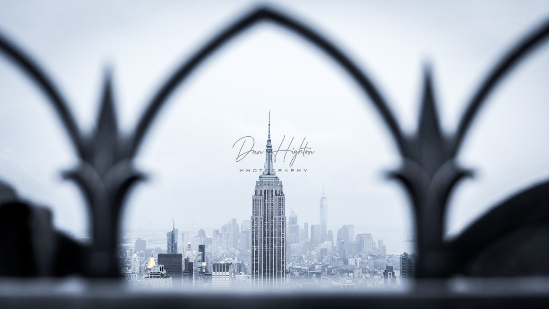 """""""Empire State of Mind"""" stock image"""
