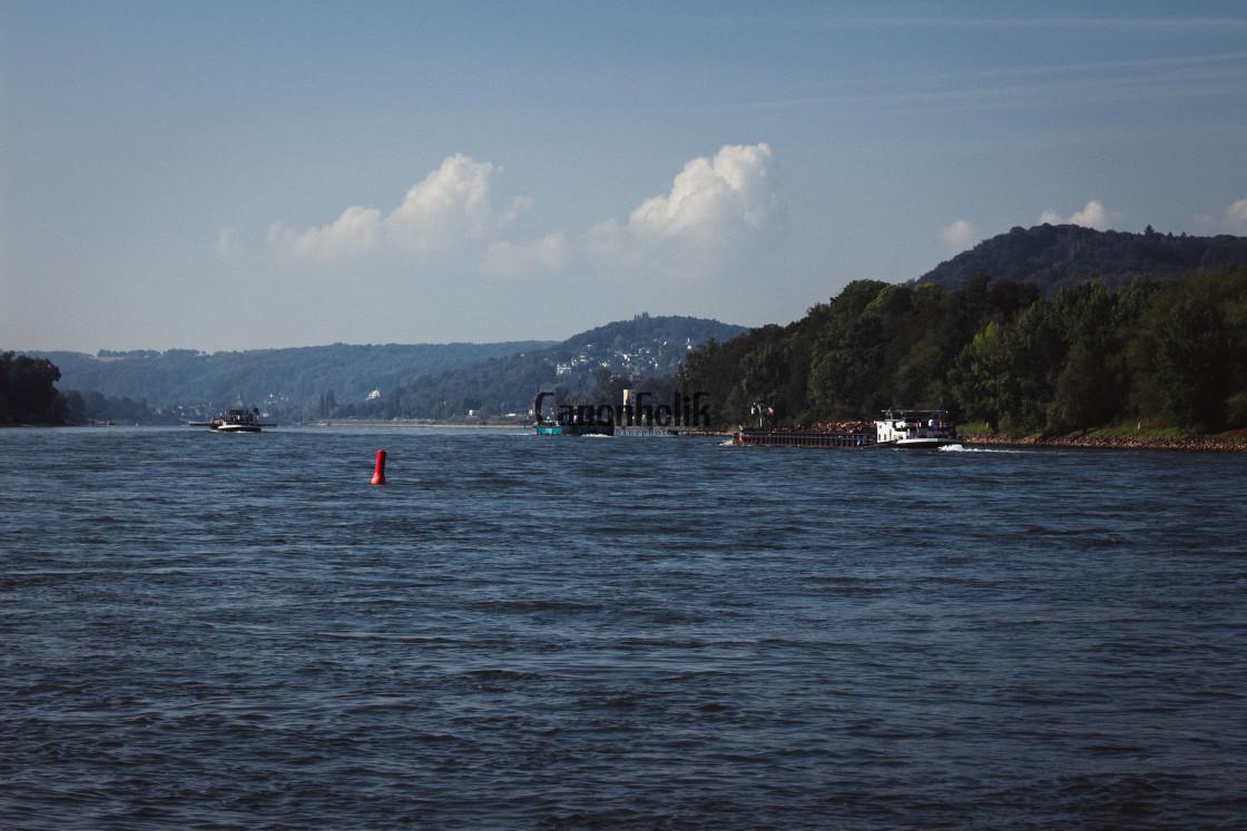 """Rhine"" stock image"
