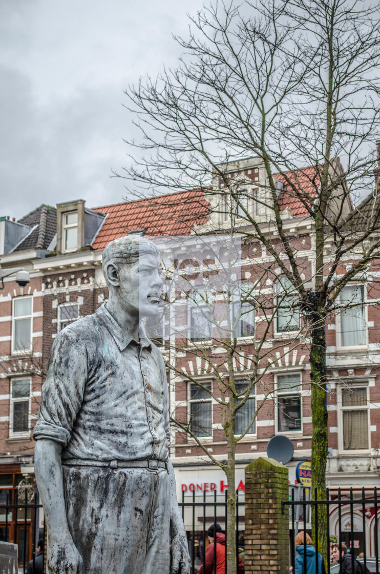 Purchase Digital Downloads And A Range Of Printed Products Of Dean Baynham S Image De Reus Van Rotterdam Statue