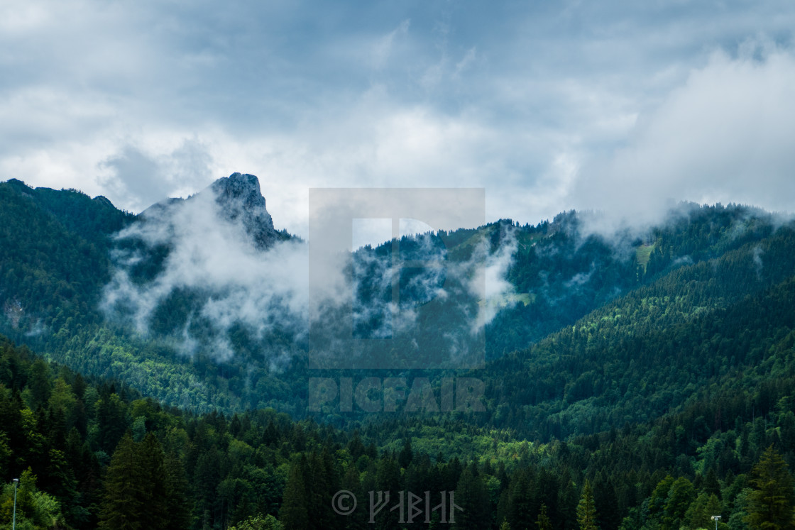 """""""valley"""" stock image"""