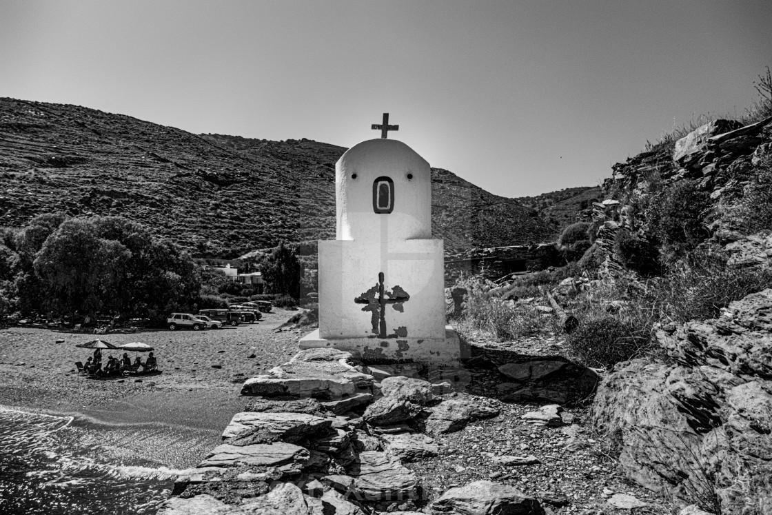"""Little minion church"" stock image"