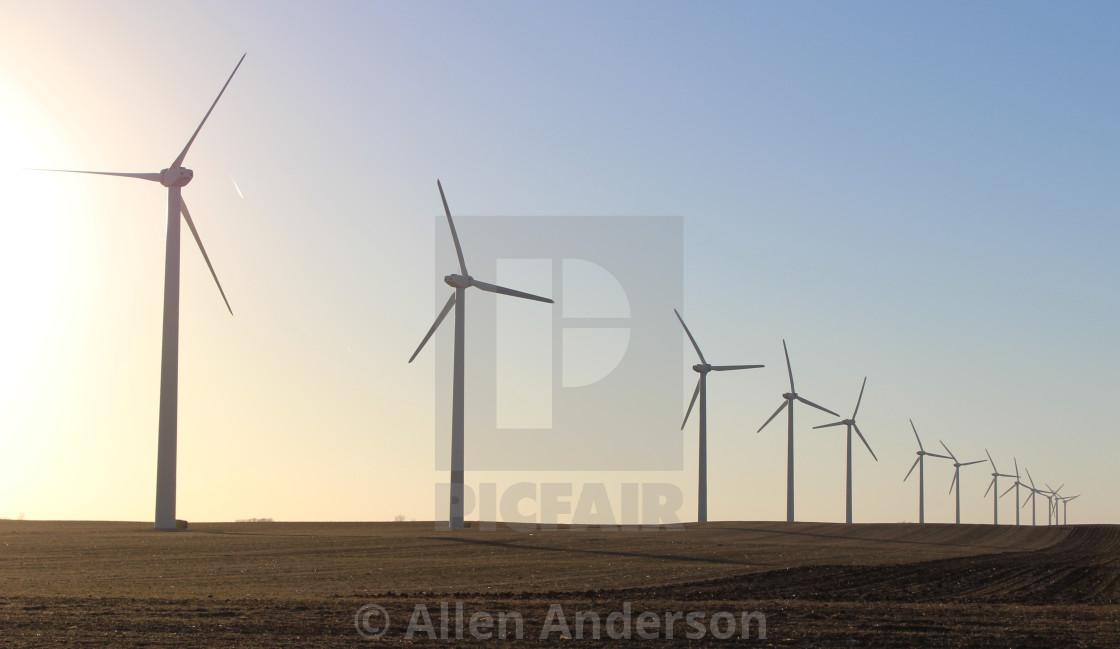"""Wind"" stock image"