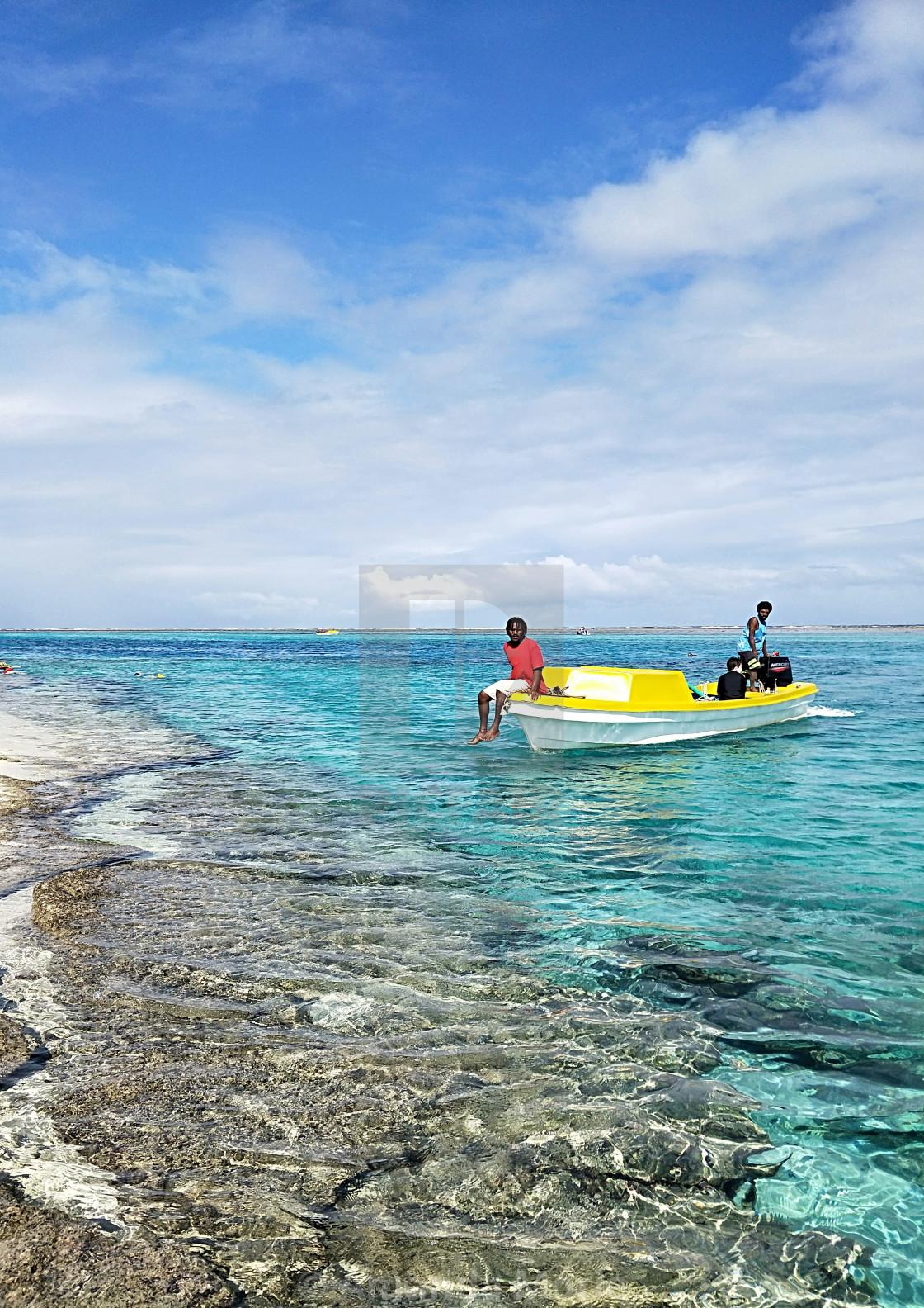 """""""Fishing Trip"""" stock image"""