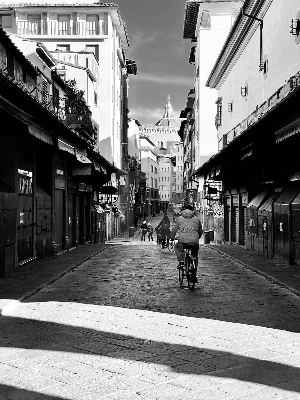"""Ponte Vecchio, Florence"" stock image"