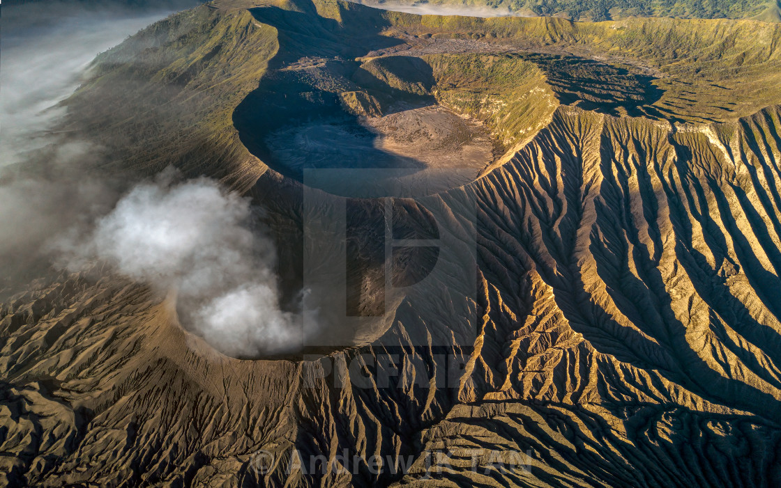 """Bromo Tengger National Park 02"" stock image"