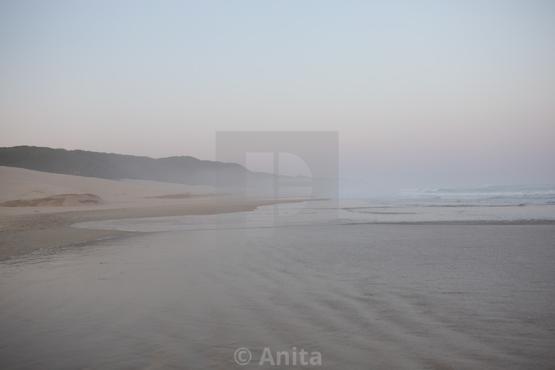 """Beach landscape."" stock image"