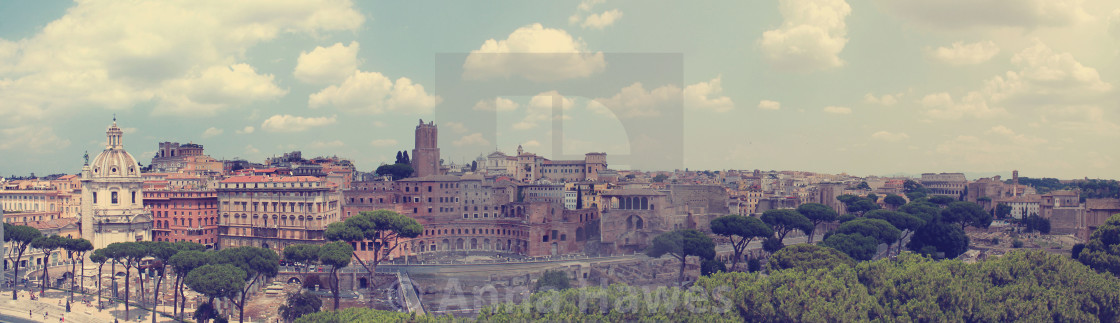 """""""Ancient Rome"""" stock image"""