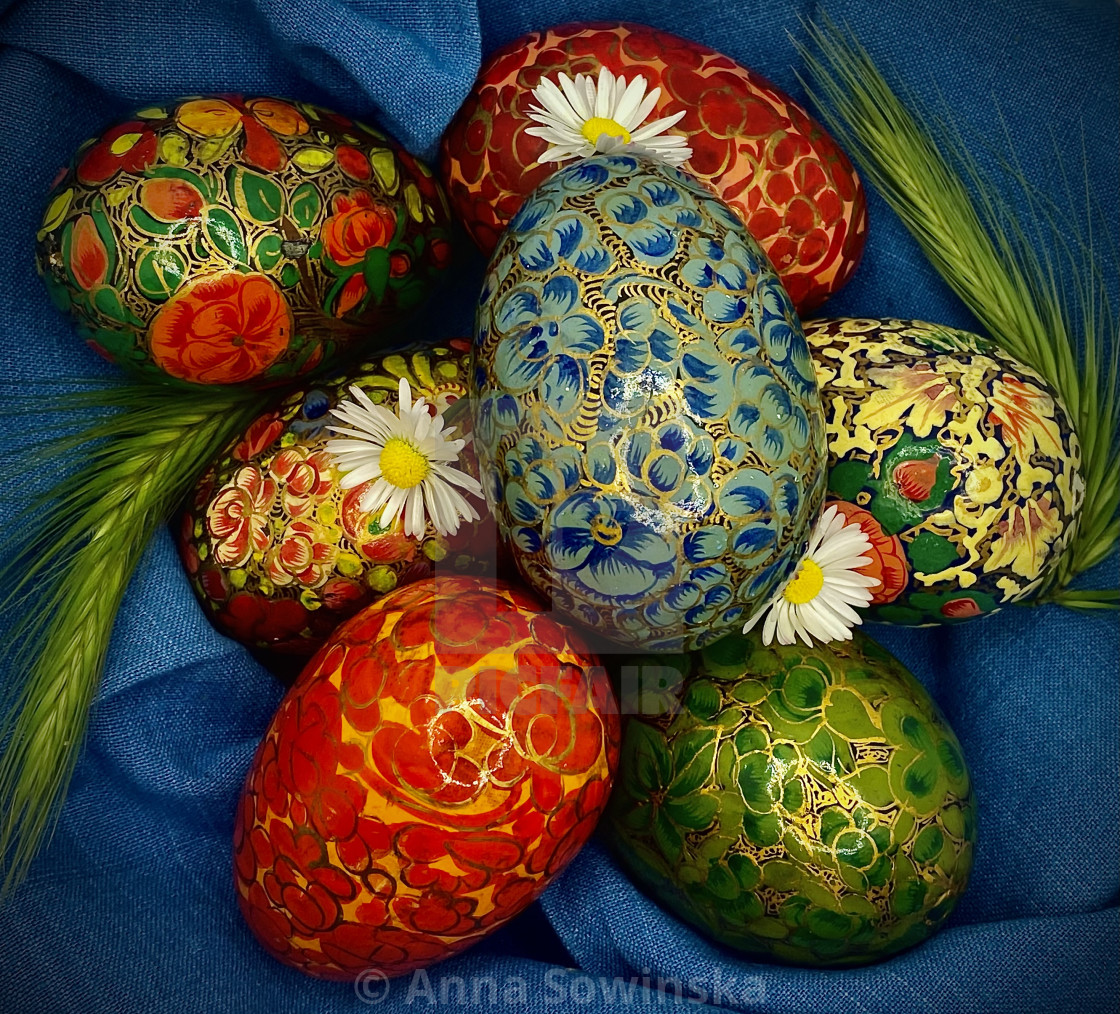 """""""Easter decoration"""" stock image"""
