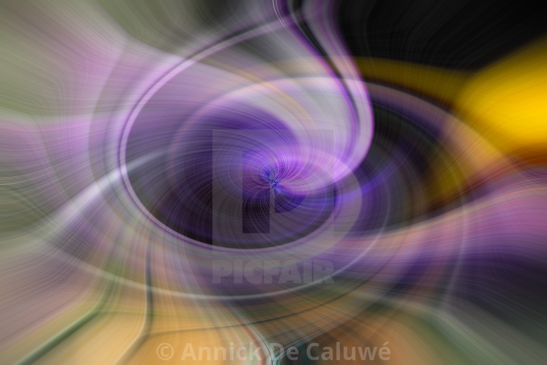 """swirl abstract art picture"" stock image"