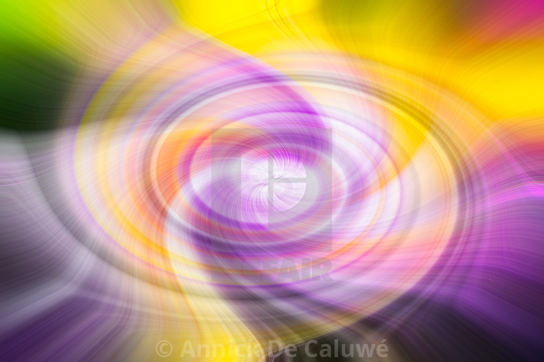 """Abstract fractal wallpaper twirl effect,background multi color twirl"" stock image"