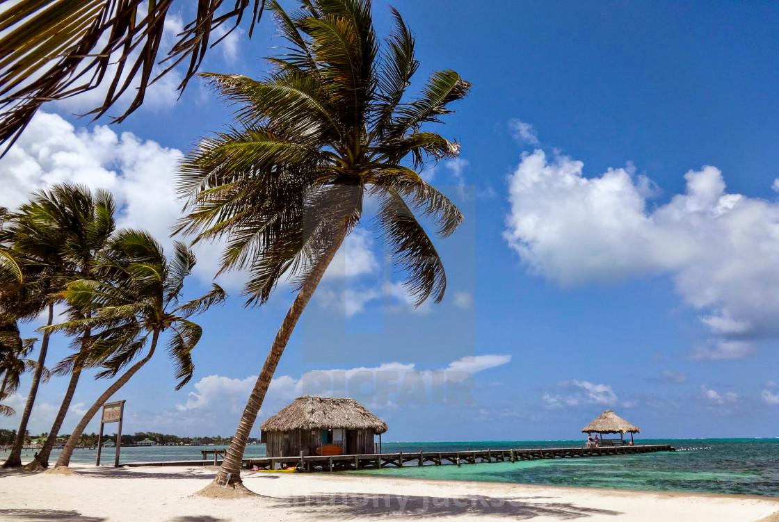 """Belize"" stock image"