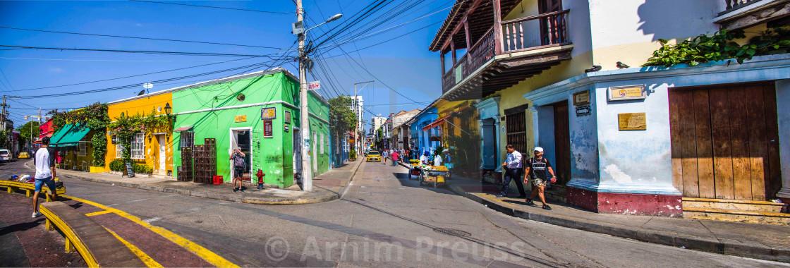 Cartagena Street Photography