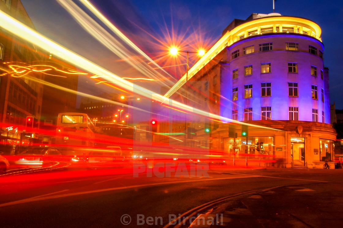Bristol's Colour