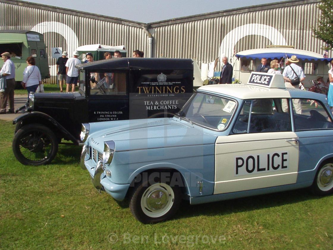 """Vintage Vehicles"" stock image"