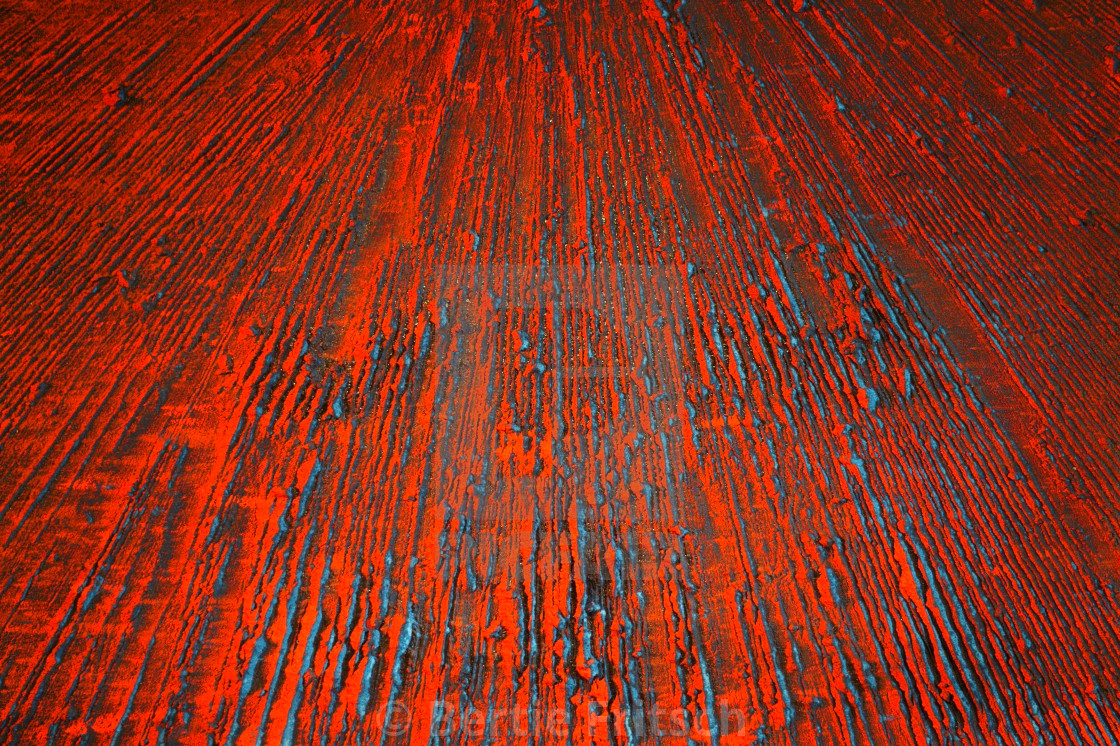 """""""Red Two Tone Texture"""" stock image"""