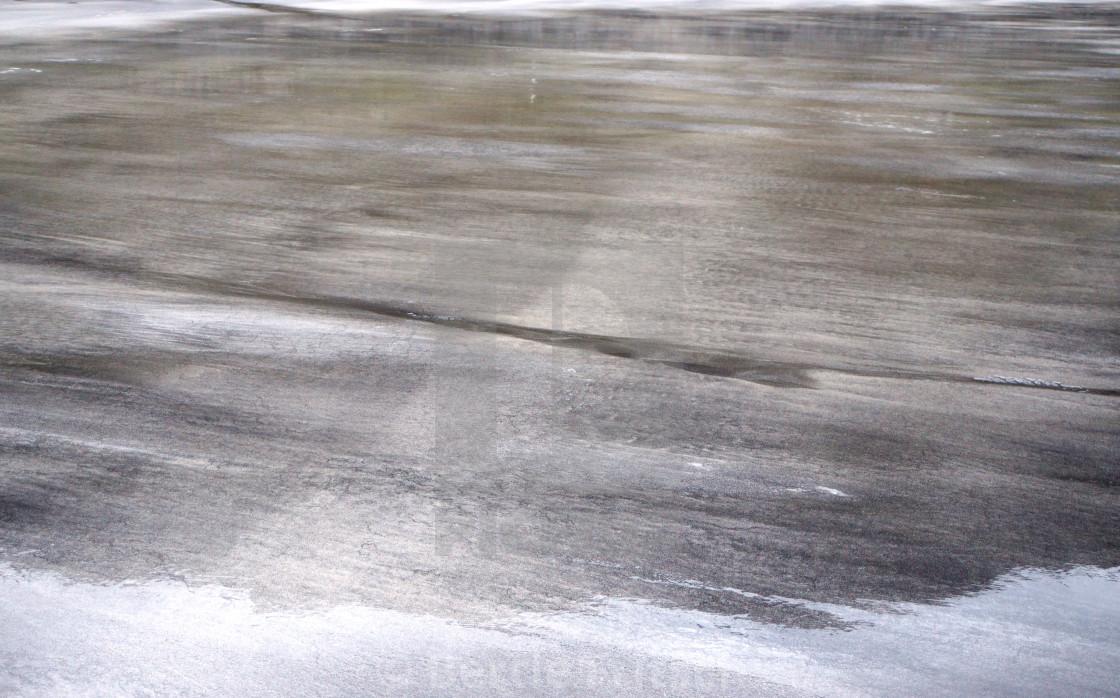 """Sand Patterns III"" stock image"