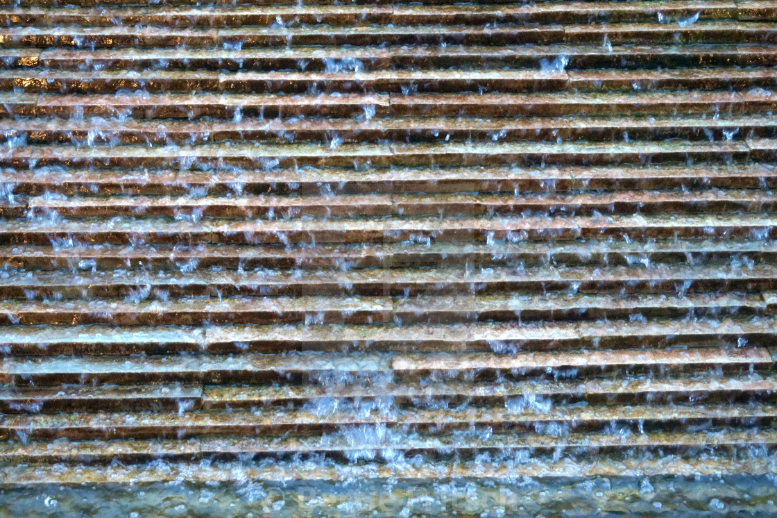 """""""Water Gradient"""" stock image"""