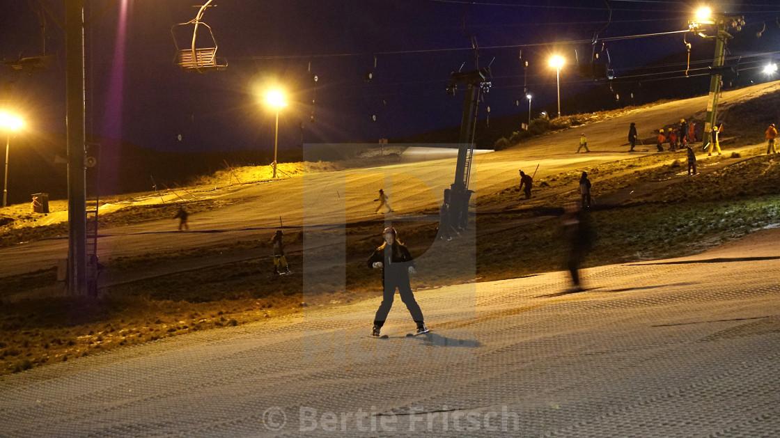 """Ski snow sports"" stock image"