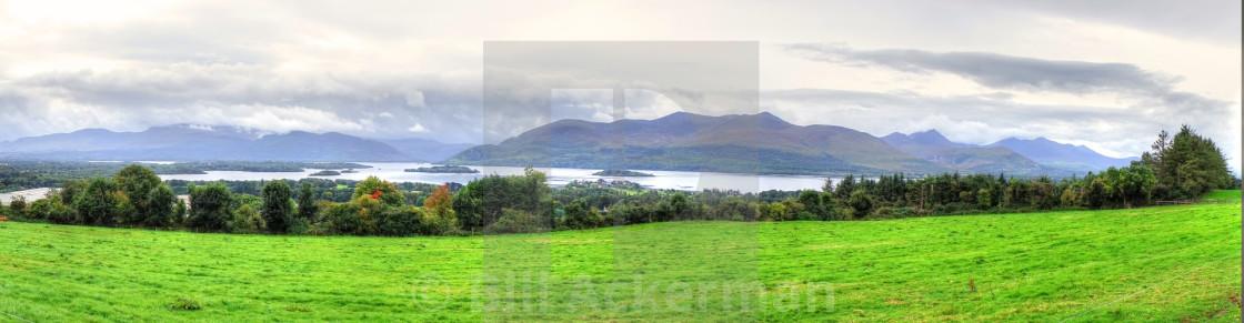 """County Kerry, Ireland"" stock image"