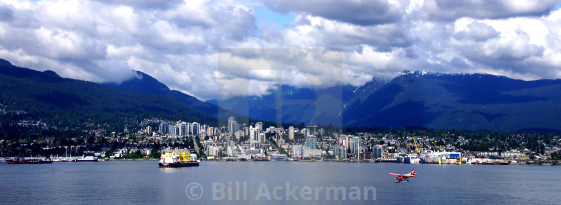 """Vancouver, British Columbia"" stock image"