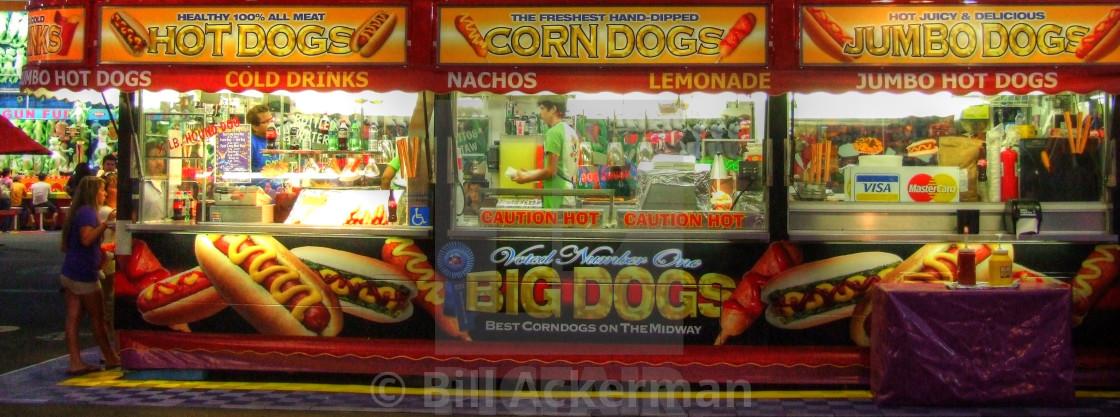 """Three Dog Night"" stock image"