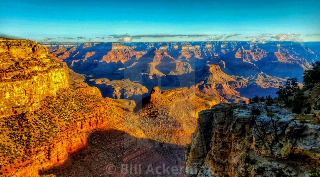 """Early Morning, Grand Canyon National Park"" stock image"
