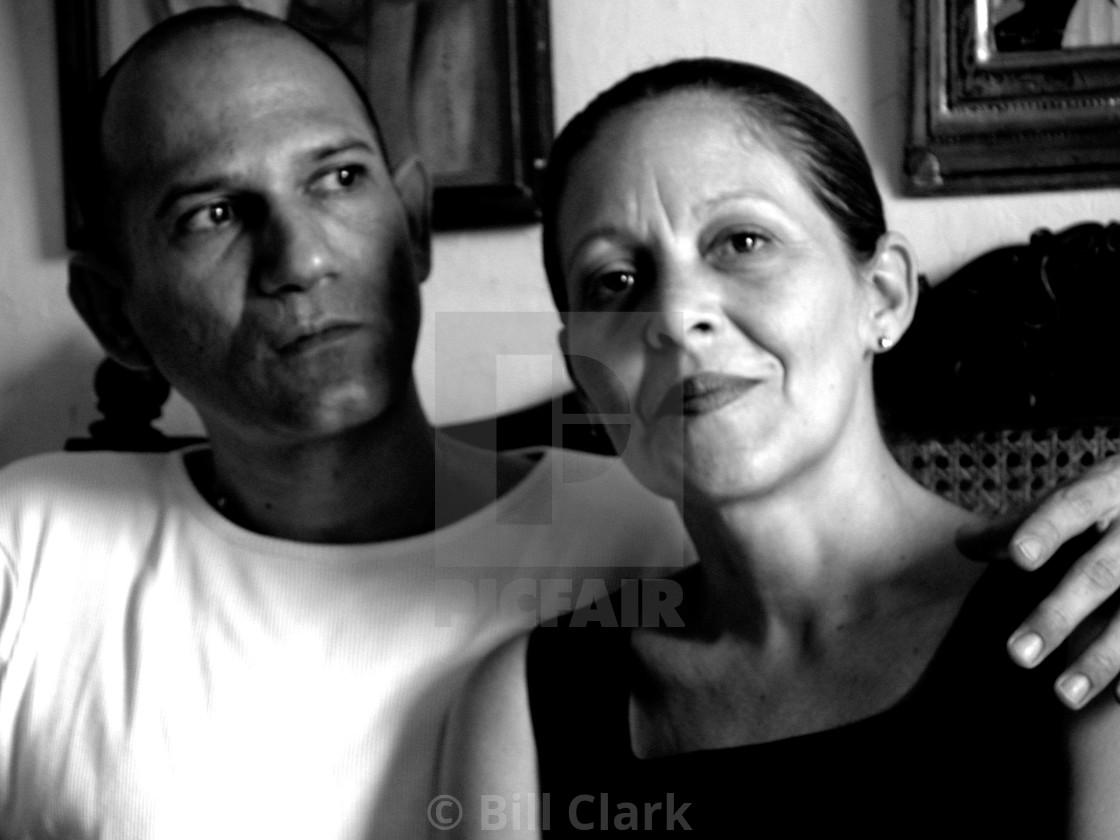 """""""Cuban Artists"""" stock image"""