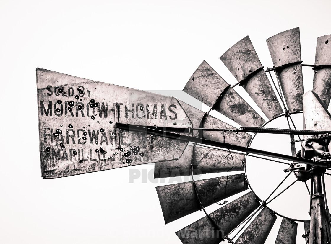 """Morrow"" stock image"