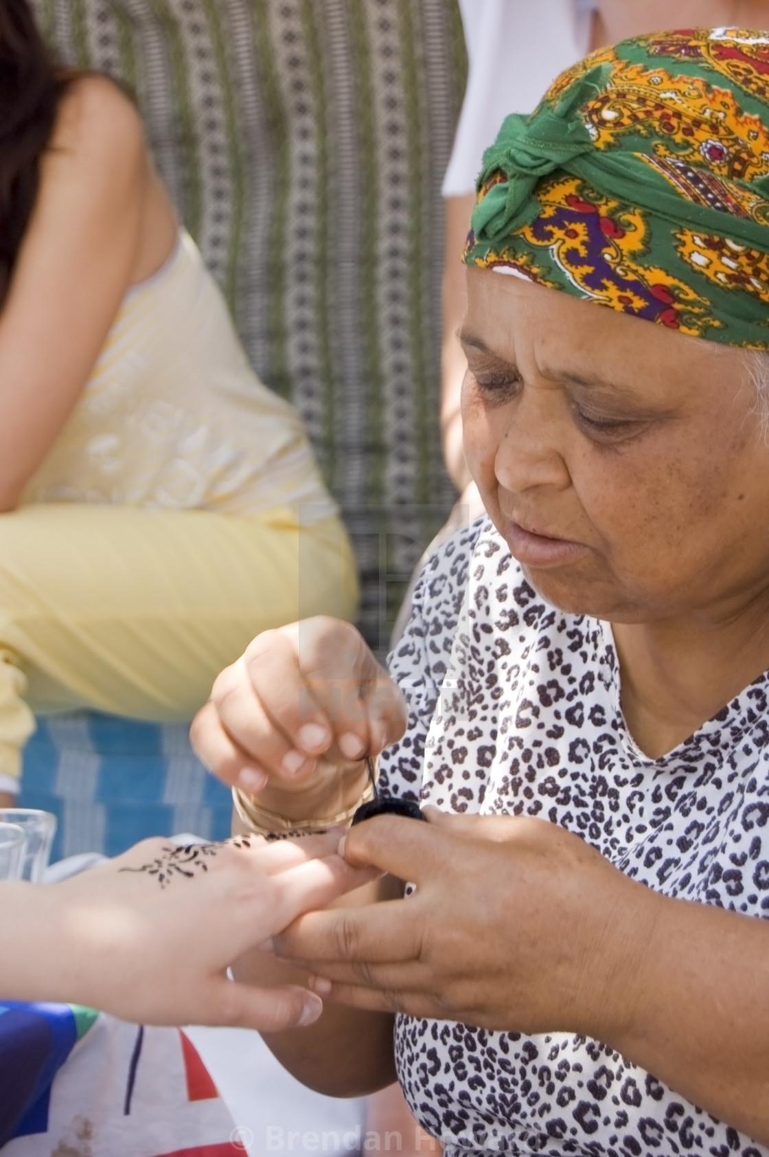 Berber woman, Tunisia