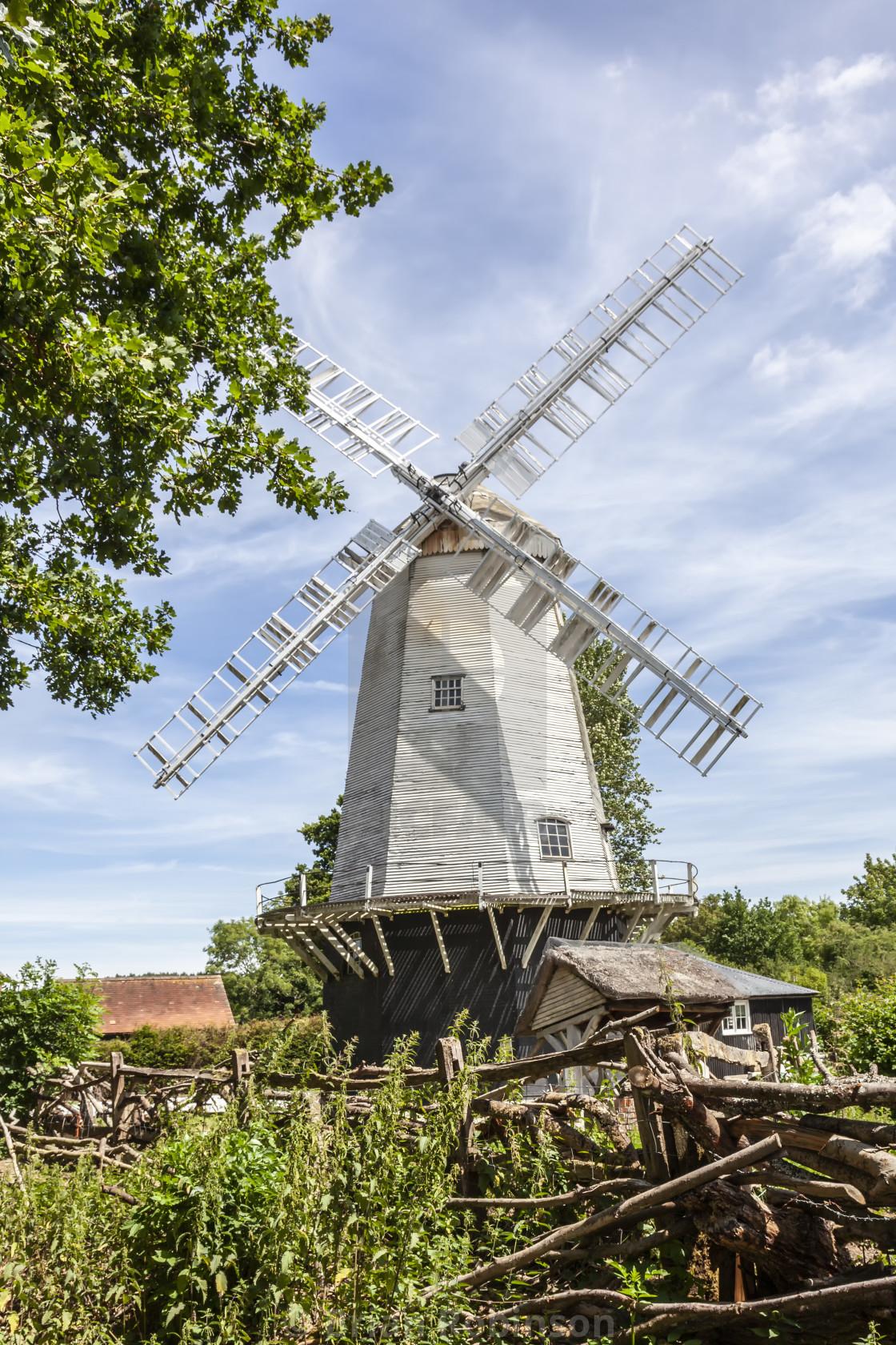"""""""Shipley Mill"""" stock image"""