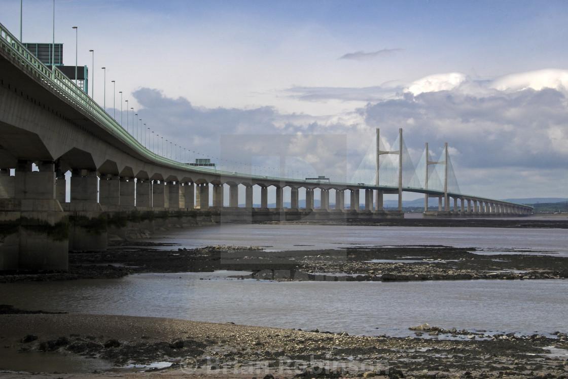 """""""Price of Wales Bridge"""" stock image"""