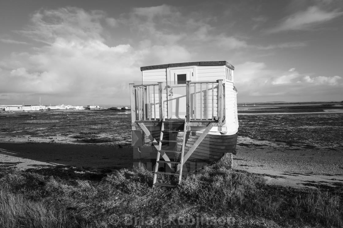 """""""Houseboat"""" stock image"""