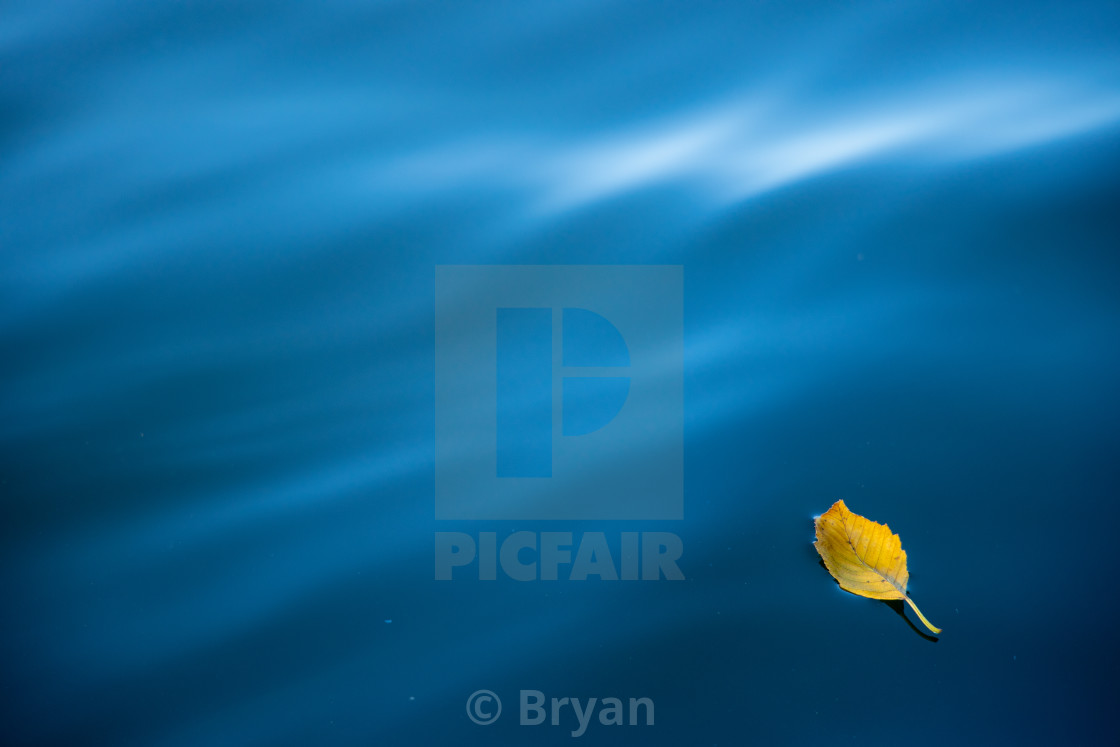 """""""Float on"""" stock image"""