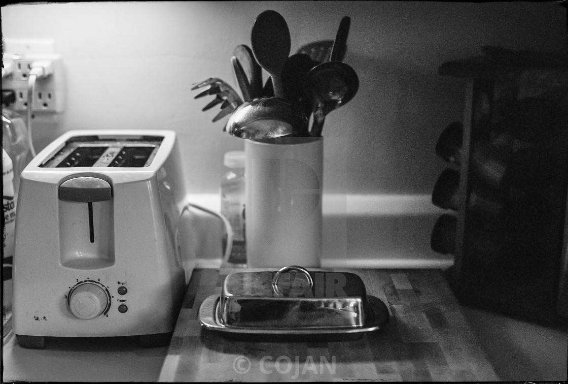 """""Kitchenware Still Life"""" stock image"