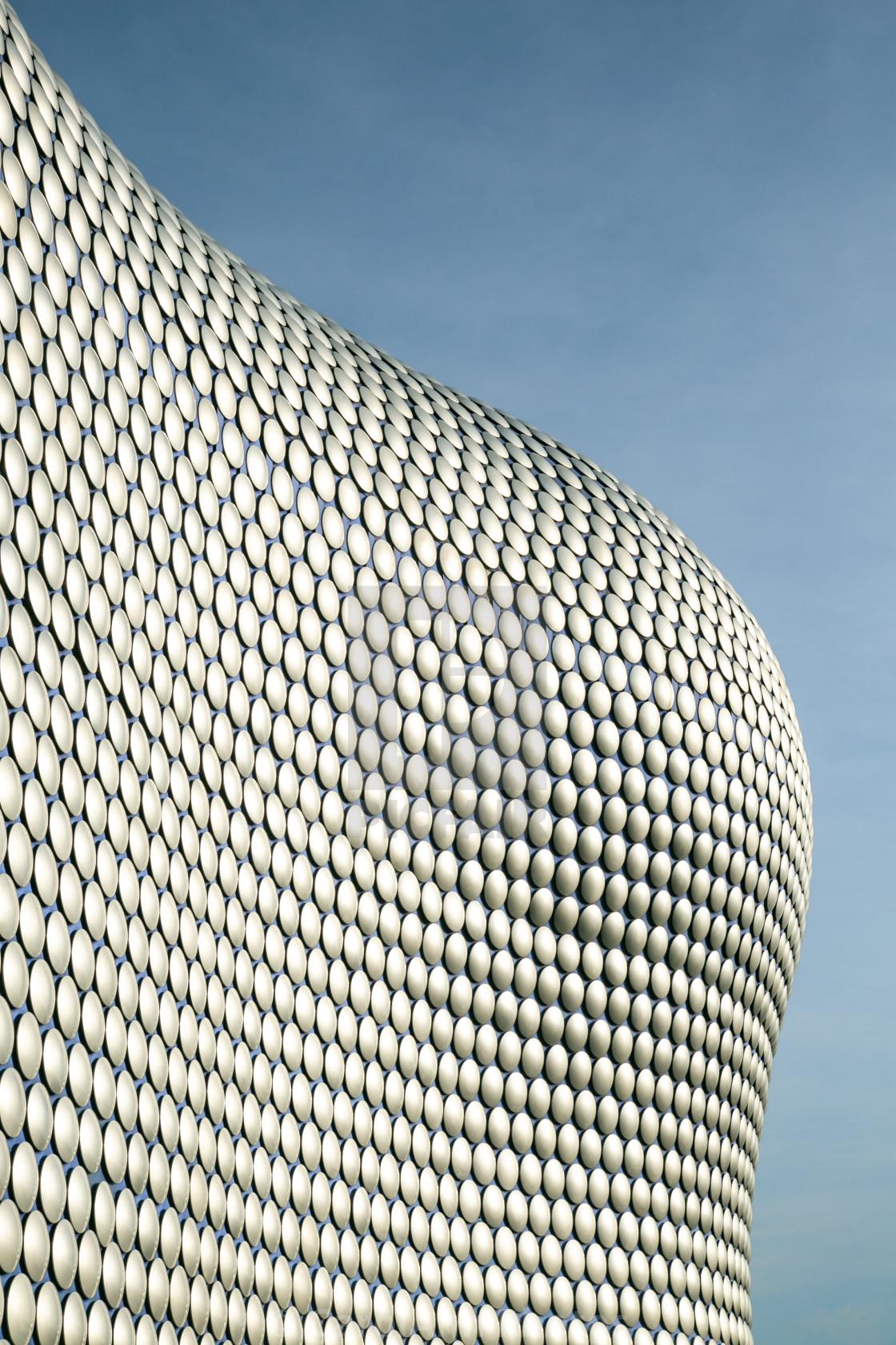 """Selfridges Building Birmingham"" stock image"