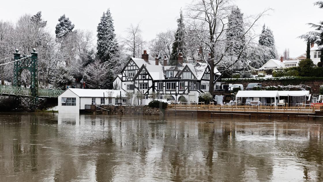 The Boathouse, Shrewsbury